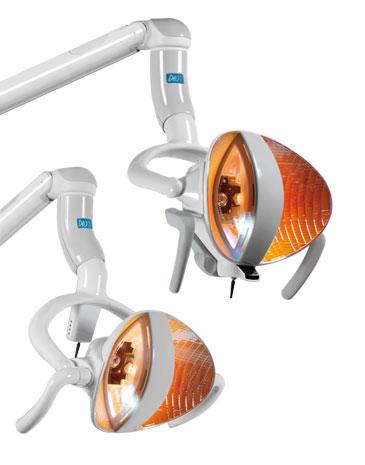 Operatielamp halogeen dentaal